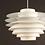 Thumbnail: 15%OFF, Fabulous vintage lamp, 50 cm diameter Verona by Nordic Solar