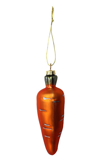 Carrot Bauble