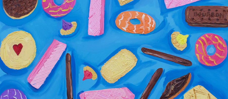 'Biscuit Party' for Grayson Perry's Art Club