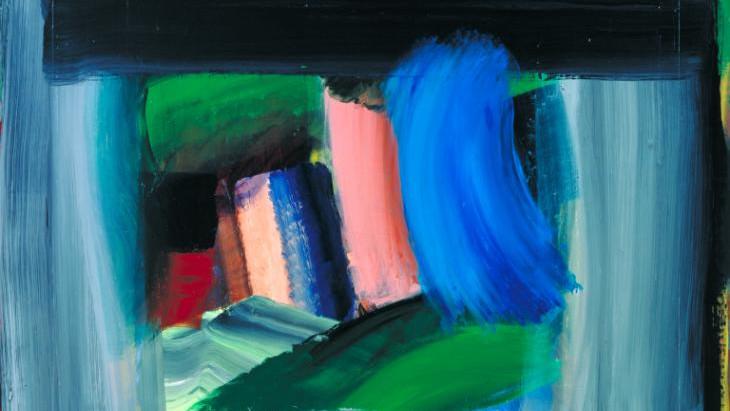 Howard Hodgkin 'Rain'