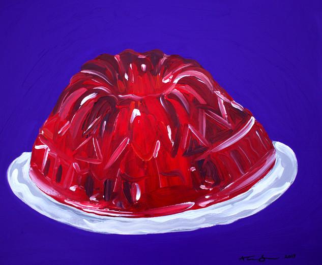 Wobbly jelly