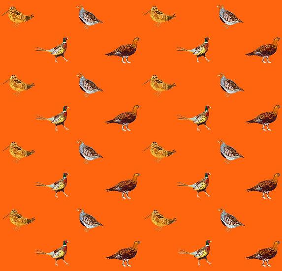 English Game Birds Wallpaper