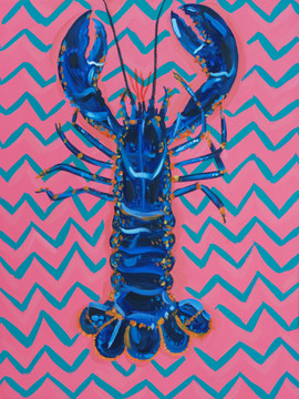 Lobster on Zigzag