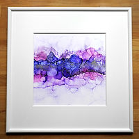 Alcohol-Ink Kunst