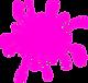 Pink Klecks