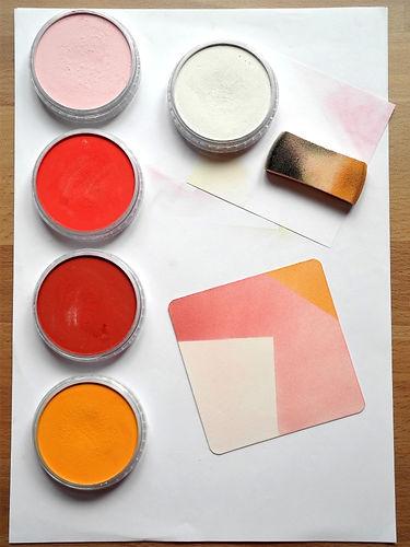PanPastel Pastellfarben im Napf