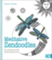 Meditative Zendoodles für en