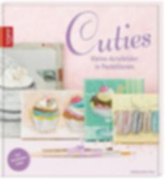 Cuties, kleine Acrylbilder