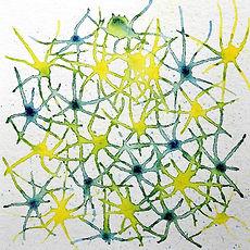 Wasserfarbe Abstrakt 2
