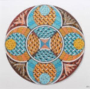 Tassen Mandala