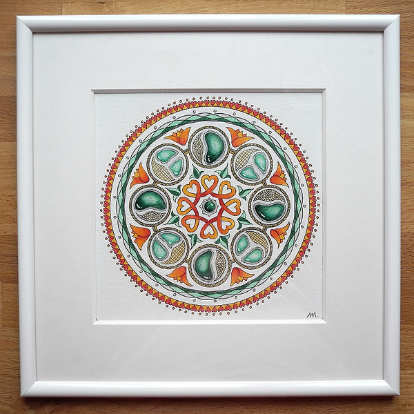 Mandala bunter Mix