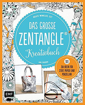 Zentangle Kreativbuch