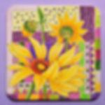 Filzstifte Sonnenblume