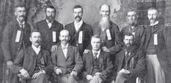 LAS Directors 1903