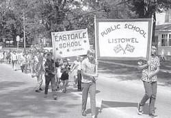 Listowel Fair History Book 1968 school p