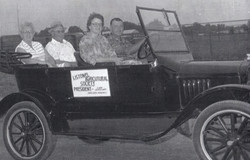 LAS Parade - classic car #2