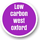 Low Carbon West Oxford downloads