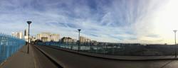 Blue Pont, panoramique
