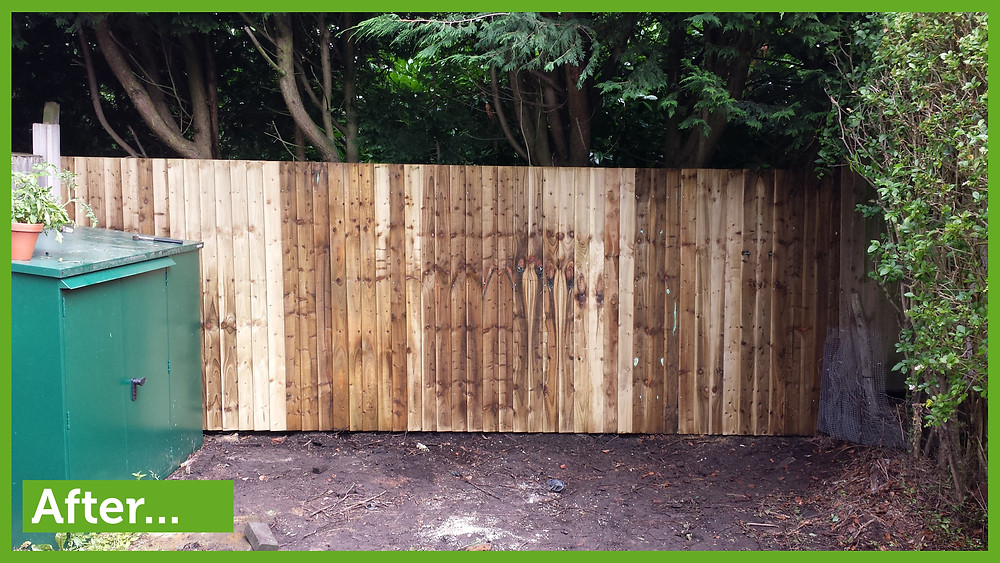 Featheredge Wirral Fences by PDM Fencing