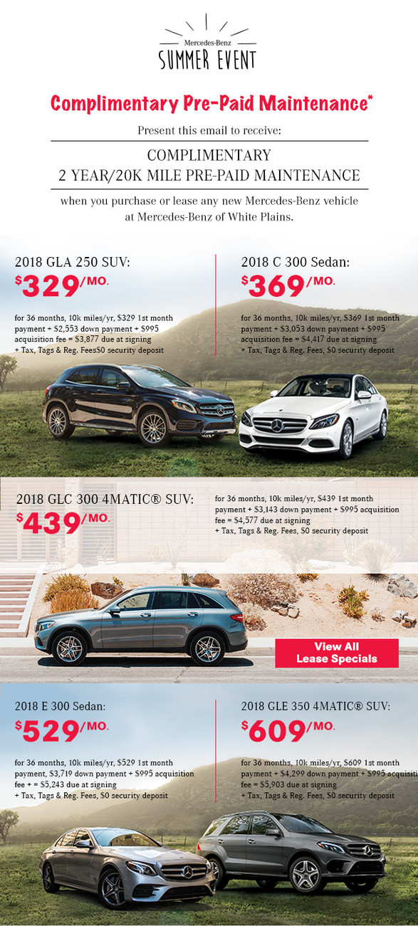 Mercedes Benz Promotion