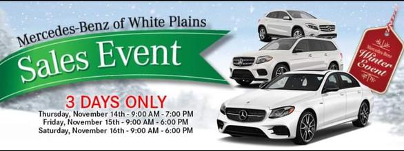 Mercedes-Benz Sales Event