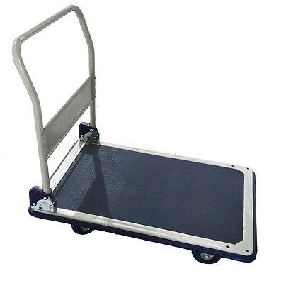 MM301 Steel Platform Single Decker Foldable Handle