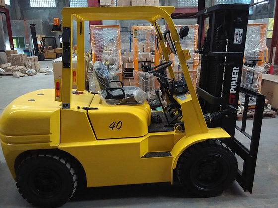 FD40 Diesel Forklift 4.0Tons