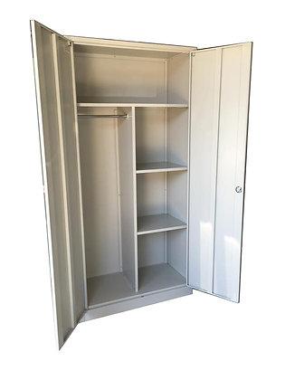 AS-006 (024) 2 Door Clothes Cabinet