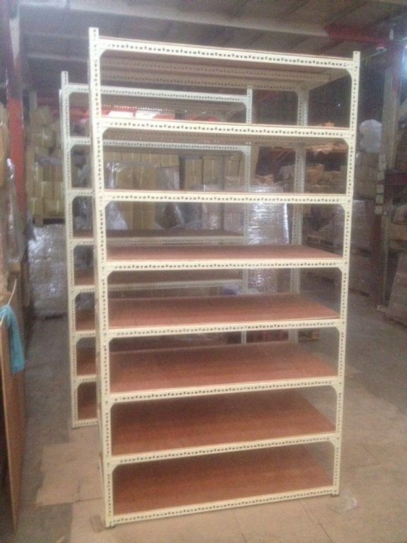 SLOTTED ANGLE BAR RACK CUSTOM SIZE | home