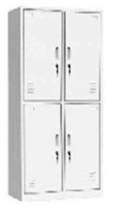 AS-027 Locker Cabinet 4D