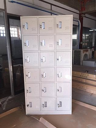 AS-033 Locker Cabinet 18D