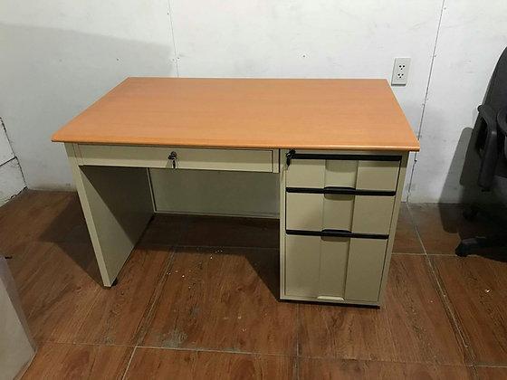 OD-K1A Wood Grain TABLE SET 120 x 70