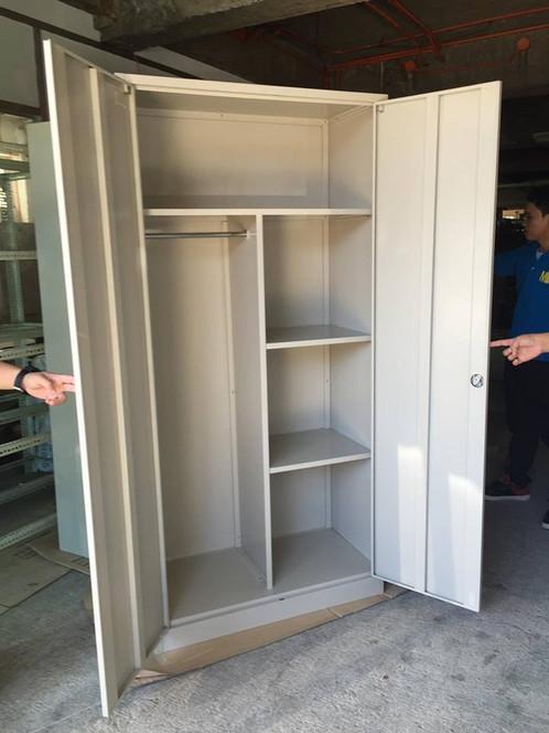 as 006 024 2 door clothes cabinet