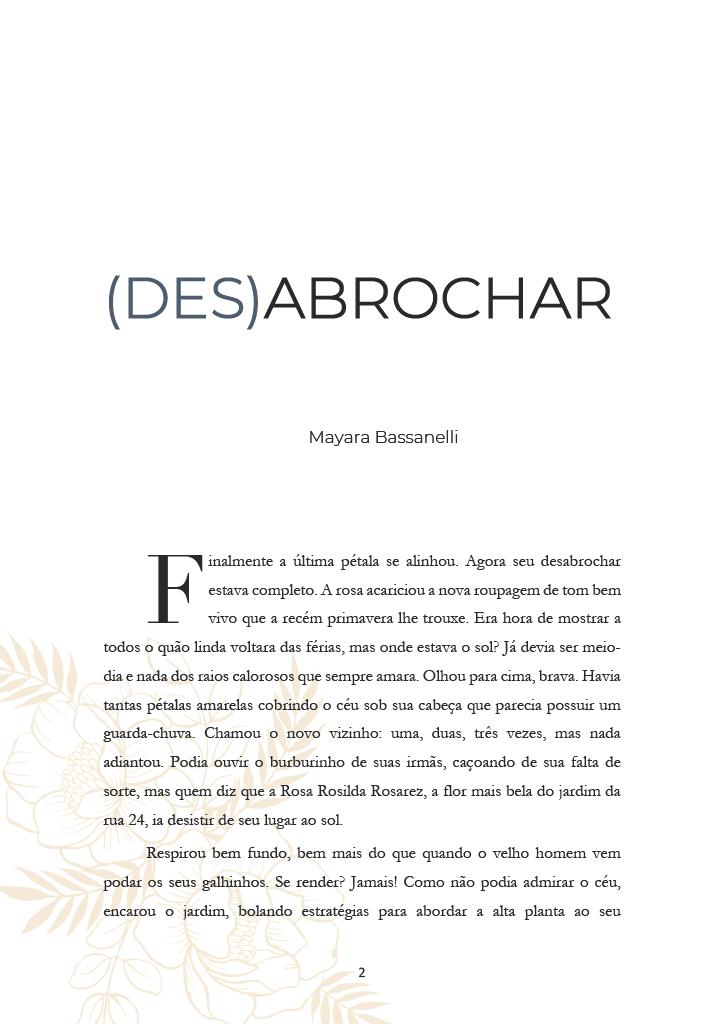 Página 2 (des)abrochar Mayara Bassanelli