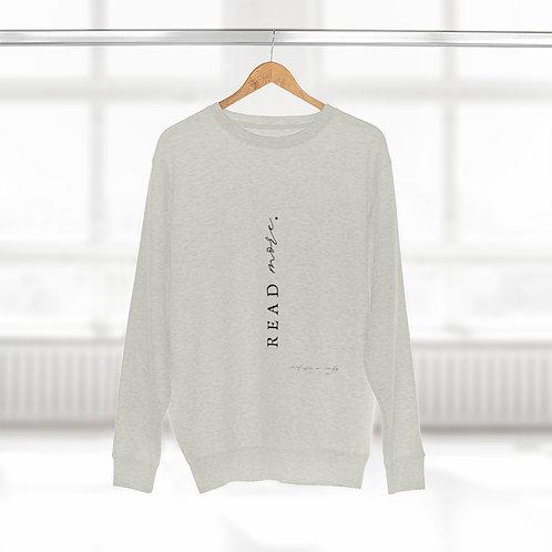 Read More- Crew Neck Sweatshirt