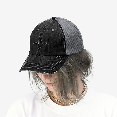 Rise Up- Trucker Cap