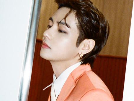 Taehyung's Bold Fashion Style