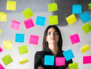 Quais tarefas você vem evitando realizar porque não se sente à vontade em fazer?