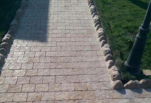 Тротуарная плитка гранилит