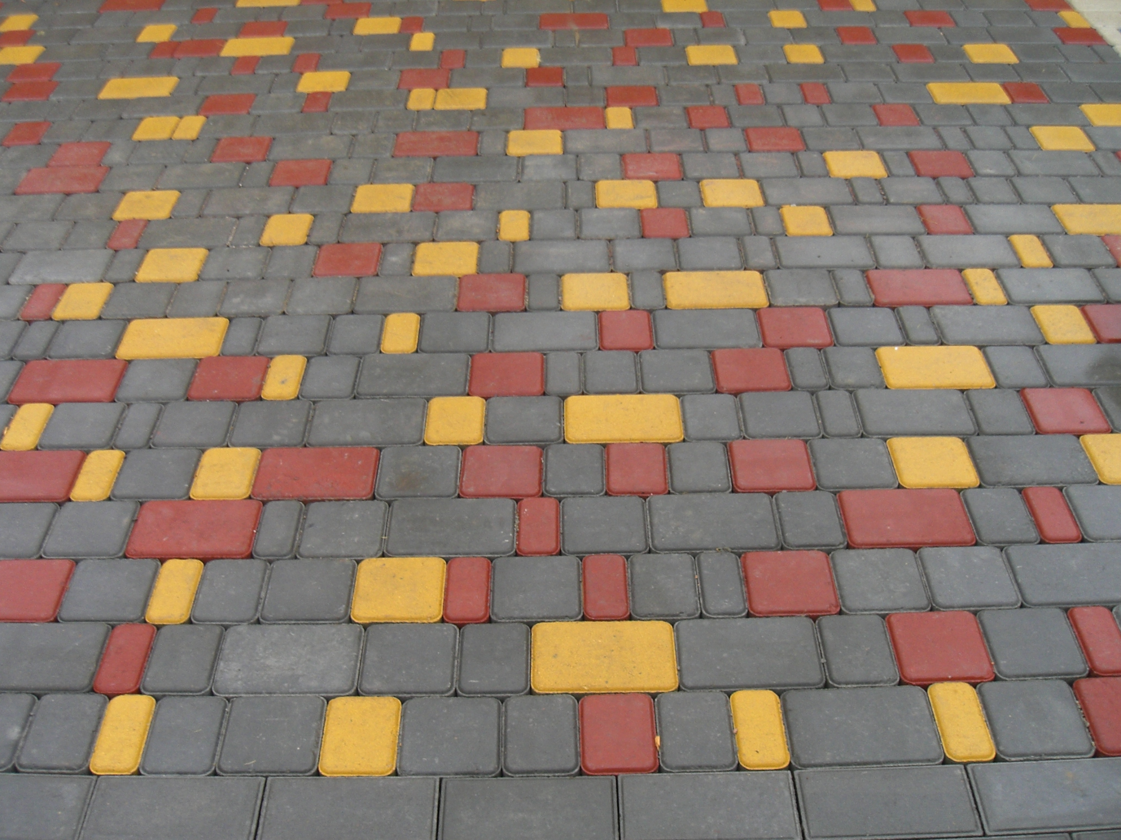 Популярная тротуарная плитка
