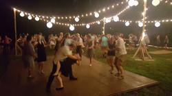 Outdoor Swing Dance