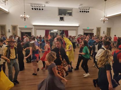 Grand Rapids Swing Dance at the Lit
