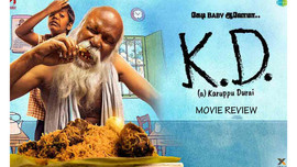 K.D. ( Karrupu Durai)- A Review.