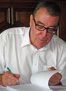 Jean-ClaudeMontanier en dédicace