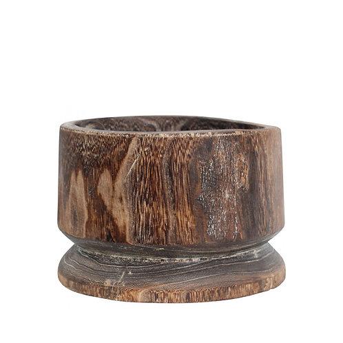 Timber Squat Planter