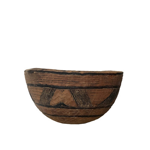 Ancient Moroccan Bowl