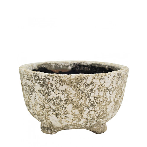 Wide Mineral Pot