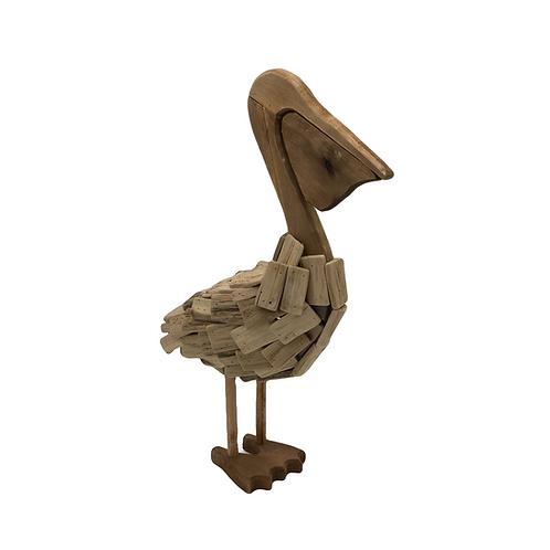 Standing Pelican Percival
