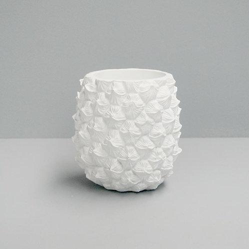Pineapple Planter - White