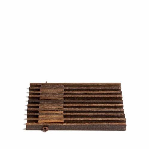Smoke Oak Trivet